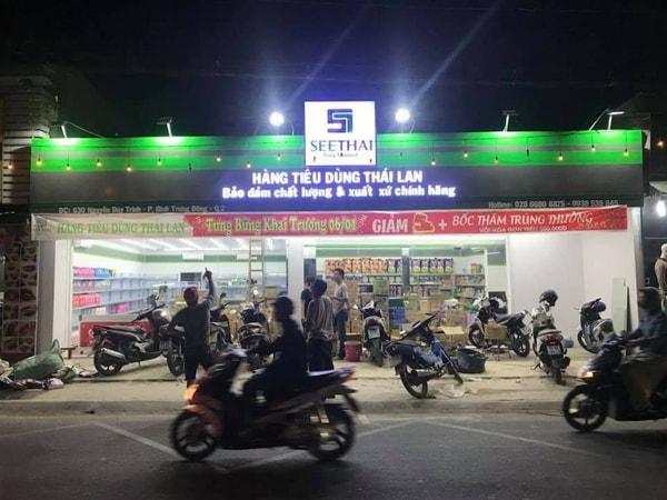 SeeThai - siêu thị hàng thái lan