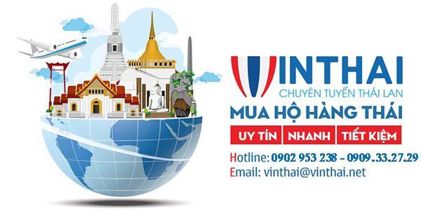 Vinthai - Đơn vị mua hộ hàng Thái uy tín hàng đầu Việt Nam.