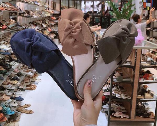 Bán buôn giày dép Thái Lan Hà Nội