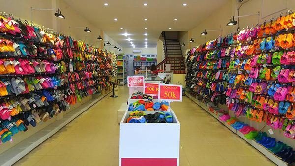 Lấy hàng giày dép Thái Lan tại Hà Nội