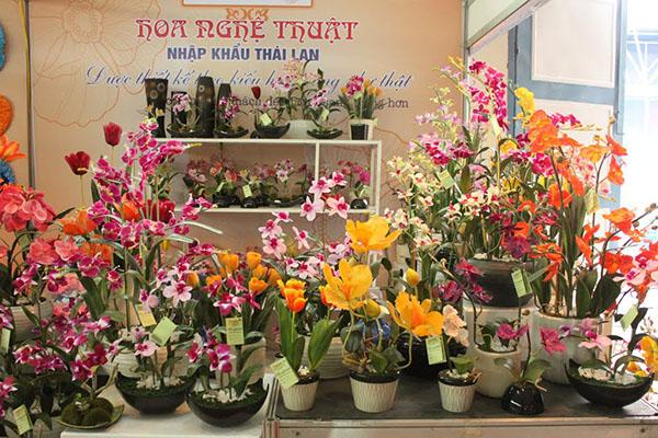 Hoa giả Thái Lan