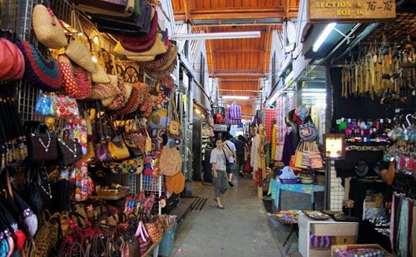 Chợ Thái Lan