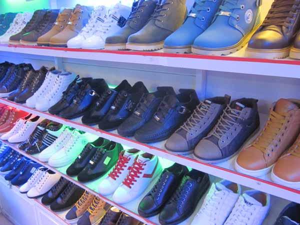 Kinh doanh giày dép Thái Lan