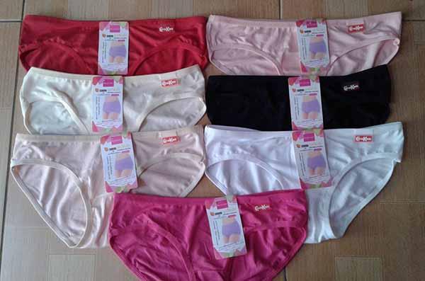 Order quần lót từ Thái Lan