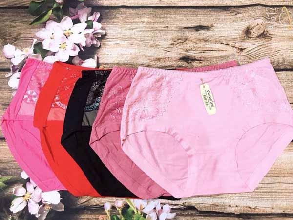 Nhập hàng quần lót Thái Lan