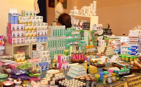 Hàng tiêu dùng Thái Lan