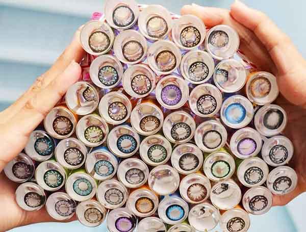 Lens mắt Thái Lan