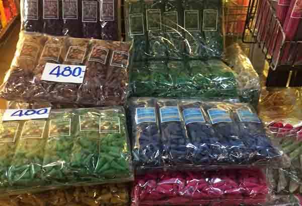 Nhập bánh kẹo Thái Lan