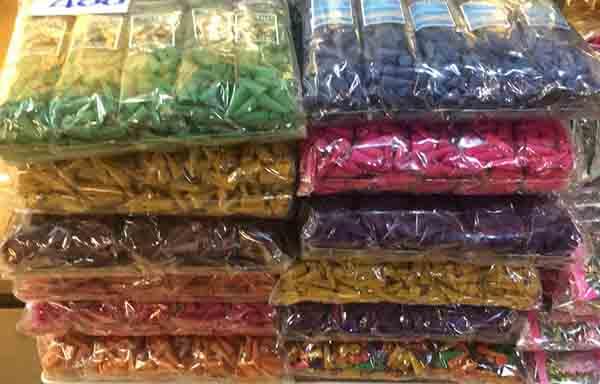 Order bánh kẹo Thái Lan