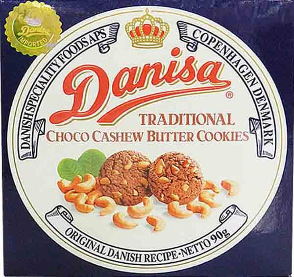 Bánh Danisa Thái Lan