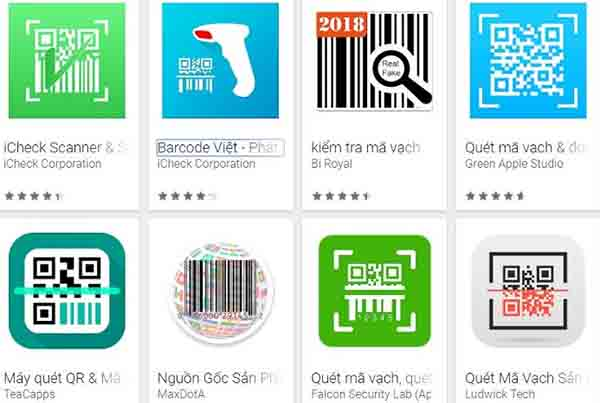 Phần mềm check hàng Thái Lan
