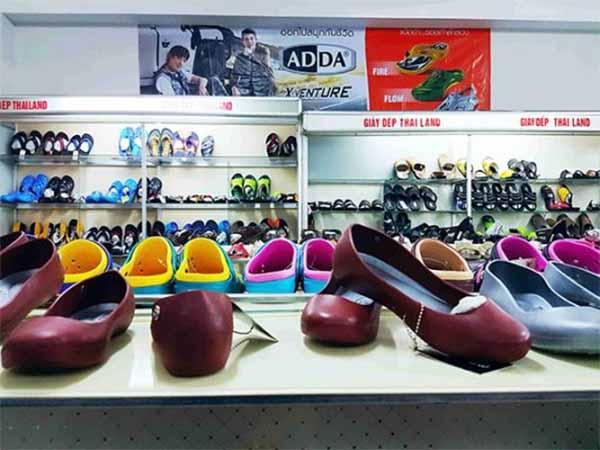 Giày nhựa nữ Thái Lan