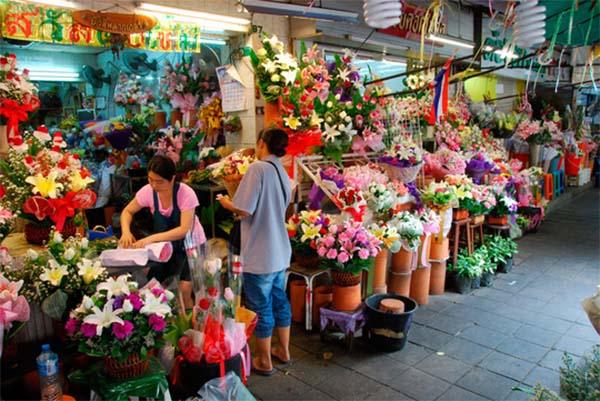 Order hoa hồng Thái Lan