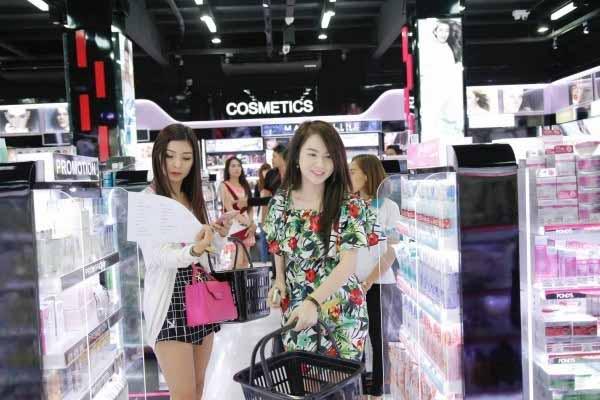 Eveandboy shop tại Thái Lan