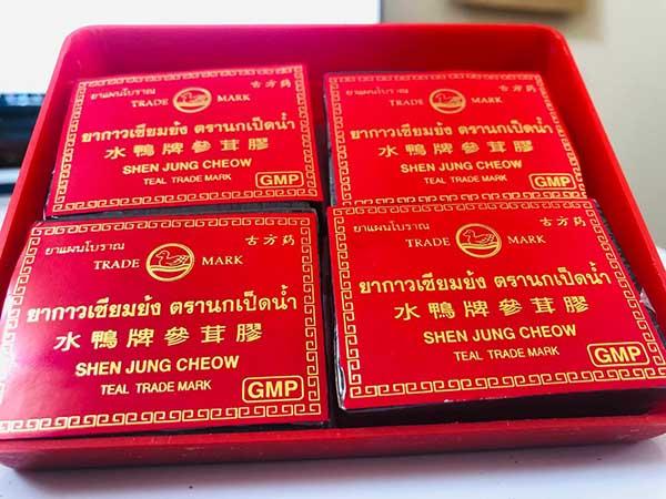 mua cao hổ cốt Thái Lan