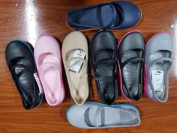 Ưu điểm của giày nhựa nữ Thái Lan