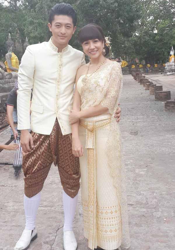 Trang phục truyền thống Thái Lan dành cho nam
