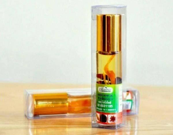Dầu gió Thái Lan Green Herb Oil