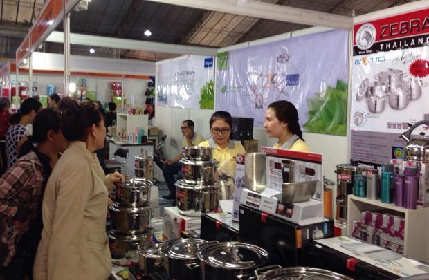Thái Lan là thiên đường mua sắm với các sản phẩm đa dạng