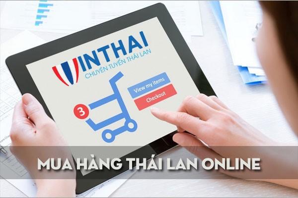 Nhiều chủ shop hiện nay cực kỳ ưa chuộng dịch vụ mua hộ hàng Thái Lan.